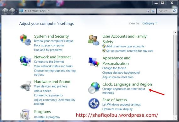 how to change language on word mac 2011