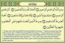 Fadhilat Dan Khasiat Al Fatihah Shafiqolbu