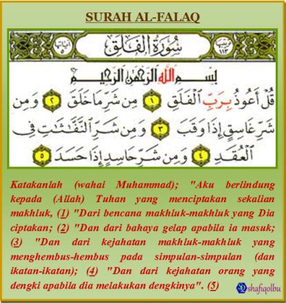 Keistimewaan Dan Tafsir Surah Al-Falaq | Shafiqolbu