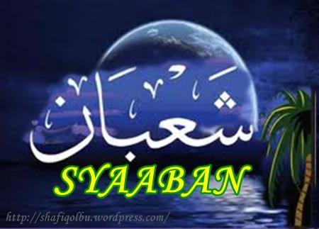 Kj Kelebihan Bulan Syaaban Shafiqolbu