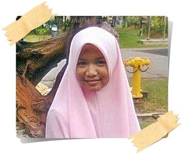 Almarhumah Siti Hajar Binti Ahmad Sabir