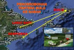 Pencerobohan Tentera Sulu ke Sabah