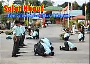 Solat Khauf SQ