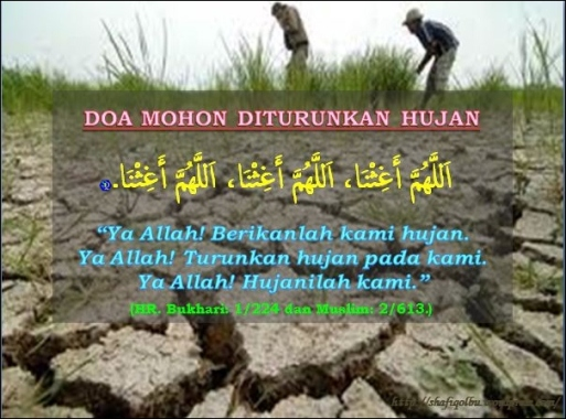 Doa Mohon Hujan