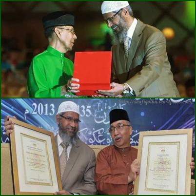 dr zakir tokoh maal hijrah 2013