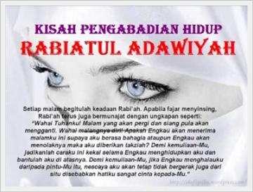 Rabiatul Adawiyah 1