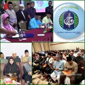 Taubat Al-Arqam. GISB Holdings Sdn. Bhd.
