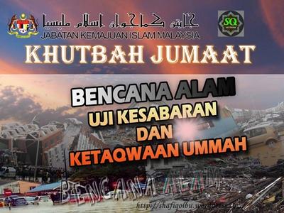 bencana_alam_uji_kesabaran_dan_ketaqwaan_ummah