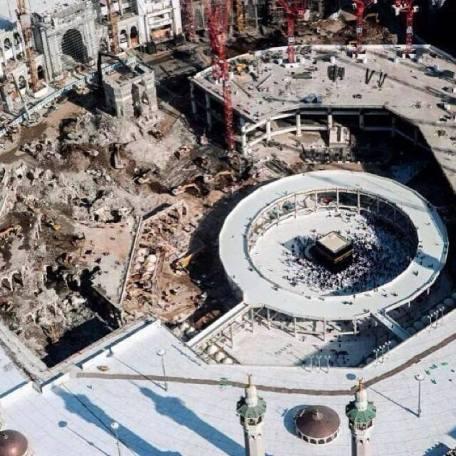 Foto Terkini Masjidil Haram