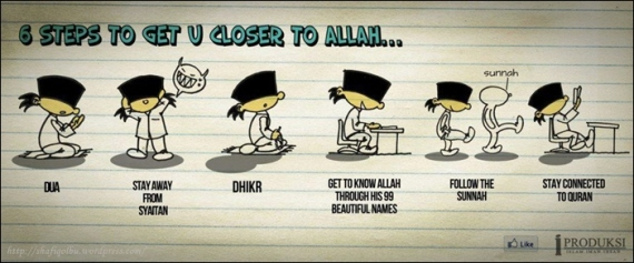Closer To Allah
