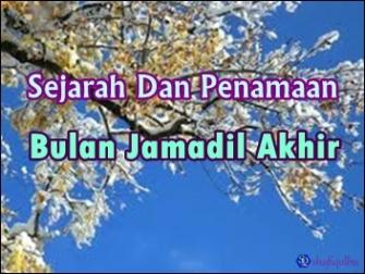Bulan Jamadil Akhir
