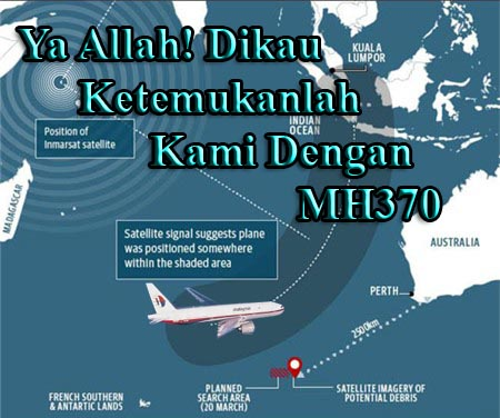 Doa Untuk MH370 SQ