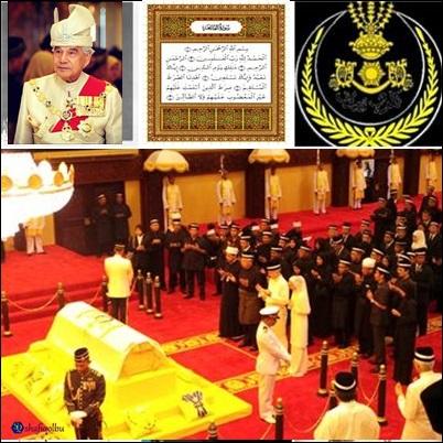 kemangkatan sultan azlan shah