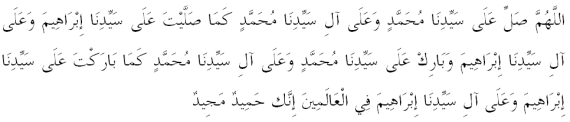 Khutbah Khas Idulfitri 5