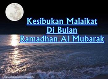 rahmat di bulan ramadhan al mubarak