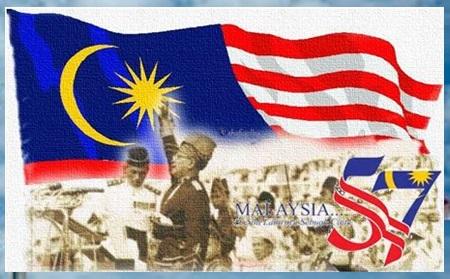 Selamat Hari Kebangsaan Malaysia Ke 57