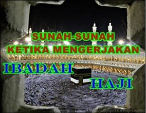 sunah2 haji