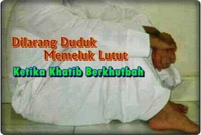 SQ #32: Dilarang Duduk 'Al-Habwah' (duduk memeluk lutut)