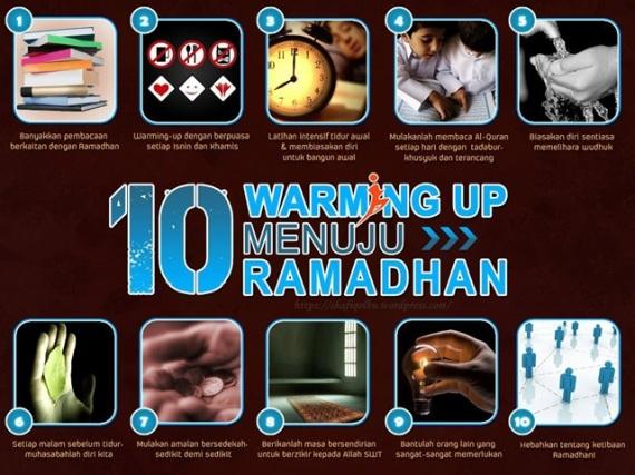 menuju ramadhan