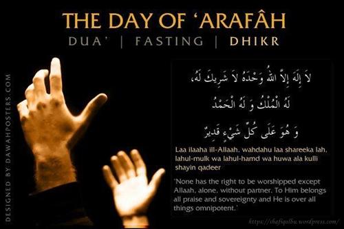 SQ #44: Keutamaan Arafah
